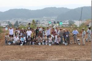 高山IC植樹祭